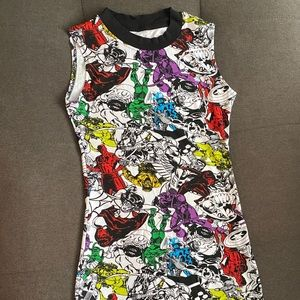 Marvel Spider-Man and more dress size medium